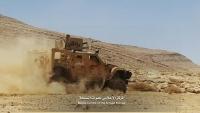 مقتل حوثيين بقصف مدفعي للجيش في جبهة نهم