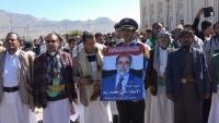 جماعة الحوثي تواري جثمان حسن زيد الثرى في العاصمة صنعاء