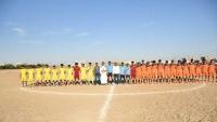 انطلاق بطولة كرة الطائرة في مأرب بمشاركة 16 فريقا
