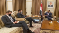 """الحكومة تُحذر من تداعيات تسرب خزان """"صافر"""" على المستوى المحلي والإقليمي"""