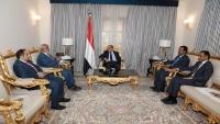 نائب الرئيس: جماعة الحوثي تواصل رفض مقترحات حل الأزمة