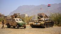 أفراد الجيش في تعز صمود بين هجمات البرد ولسعات الجوع (تقرير)