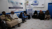 مأرب.. مشروع دولي يقيم مخيما طبيا مجانيا يستهدف 1500 حالة