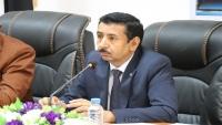 محافظ شبوة يدعو البرلمان اليمني للاقتداء بالبرلمان الفرنسي في قضية بلحاف