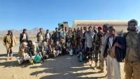 20 أسيراً من الطرفين.. صفقة تبادل بين الجيش الوطني والحوثيين