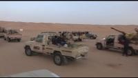 مصرع حوثيين والجيش يستعيد مواقع جديدة بالجوف