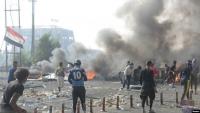 صدامات دامية مع الشرطة.. 3 قتلى وعشرات الجرحى في الناصرية جنوب العراق