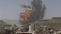 غارات مكثفة على صنعاء.. والتحالف يعلن البدء بتنفيذ عملية عسكرية
