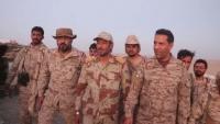 بن عزيز: الجيش الوطني يخوض معركة العرب.. والتحالف يتعهد بمواصلة الدعم