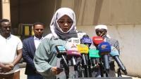 الجاليات الأفريقية بصنعاء تعقد مؤتمراً صحفياً بشأن حادثة حريق المهاجرين
