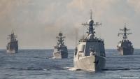 وصول تعزيزات بحرية تابعة للتحالف إلى الساحل الغربي