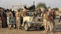 حجة.. الجيش الحكومي يتصدى لأربع هجمات حوثية في جبهة عبس