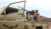 مقتل عنصر من أفراد الحزام الأمني وإصابة آخرين بهجوم مسلح في أبين