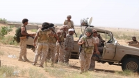 الجيش الوطني يحبط تسللا للحوثيين في الملاجم بالبيضاء