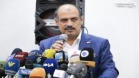 وفاة وزير النقل في حكومة الحوثيين زكريا الشامي