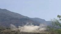 تعز.. الجيش يحبط هجوماً للحوثيين على مواقع في جبهة الأحكوم جنوبي المحافظة