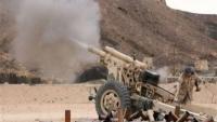 صعدة.. مدفعية الجيش تستهدف مجاميع وعربات للحوثيين شمالي المحافظة