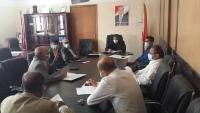 لجنة مواجهة كورونا في تعز تقر حزمة من الإجراءات لمواجهة الفيروس