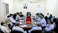 وزارة النقل تناقش الترتيبات النهائية لتسليم المواقع المقرر إعادة تأهيلها في مطار عدن
