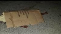 وفاة مواطن دهساً بسيارة أثناء نومه في ساحة العروض بمديرية خور مكسر بعدن