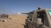 مأرب.. الجيش الوطني يحبط تسللاً للحوثيين باتجاه مواقع عسكرية بجبهة الكسارة