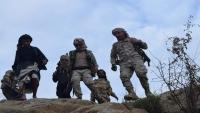 صعدة.. تجدد المواجهات بين الجيش الوطني والحوثيين في رازح.. ومصرع عدد من عناصر الجماعة