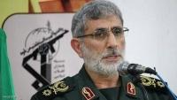الحكومة اليمنية: تصريحات قائد فيلق القدس اعتراف رسمي بدعم إيران للحوثيين في اليمن