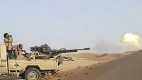 الجيش الوطني يعلن سيطرته على مواقع عسكرية شمال شرقي الجوف