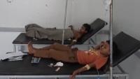 إصابة طفلين بانفجار ذخيرة من مخلفات الحرب جنوبي الحديدة