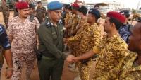 المهرة .. مدير الأمن يوجه برفع الجاهزية لحفظ الأمن في المحافظة