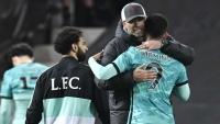 كلوب مدرب ليفربول يوضح موقفه من تجاهل ماني له عقب الفوز على مانشستر يونايتد
