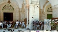 اليمن يطالب بتحرك دولي لوقف جرائم الكيان الصهيوني بحق الشعب الفلسطيني