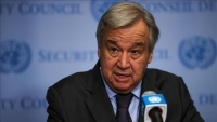 """غزة.. غوتيريش يدعو مجلس الأمن لـ""""موقف موحد"""" لوقف القتال"""