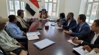 أمانة العاصمة تشدد على ضرورة الحشد لرفد الجيش في جبهات القتال