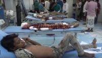 منظمة حقوقية: استخدام الحوثي للطيران المسير لاستهداف المدنيين تطور خطير