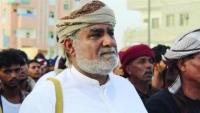 اختيار الشيخ الحريزي رئيسا للجنة اعتصام المهرة