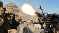 مقتل قيادي حوثي وثلاثة من مرافقيه في كمين للمقاومة بالبيضاء