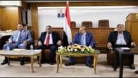 الشلفي يكشف كواليس اجتماع رئاسة هيئة البرلمان بالقاهرة.. والبركاني: هادي أبلغنا أن التحالف لا يريد أن يعقد البرلمان جلساته