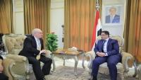 المبعوث الأمريكي: لا حل عسكريا للصراع في اليمن