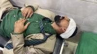 قطيش محامي الشاب عبد الله الأغبري يتعرض لمحاولة اغتيال في صنعاء