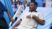 نقابة الصحفيين تدين الاعتداء على الصحفي محمد العزيزي بصنعاء