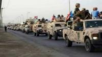الانتقالي يدفع بتعزيزات عسكرية كبيرة إلى أبين لتفجير الوضع عسكريا