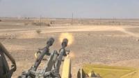 قتلى وجرحى حوثيون في الأطراف الشمالية الغربية لمأرب