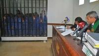 """بتهمة """"التخابر"""" مع بريطانيا.. محكمة حوثية تقضي بإعدام خمسة أشخاص"""