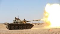القوات الحكومية تشن هجوما معاكسا على الحوثيين شمالي مأرب