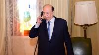 الرئيس هادي يطلع على نتائج زيارة وزير الداخلية لعدد من المحافظات