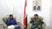 بن عديو يعود إلى شبوة ويستقبل وزير الداخلية ويطلعه على المستجدات بالمحافظة
