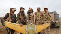 الجيش الوطني يعلن إسقاط 7 مسيرات ومقتل 200 حوثي بمأرب
