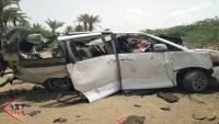 مقتل 3 مدنيين في انفجار لغم بحافلة في الحديدة
