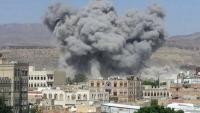 غارات جوية للتحالف على محافظات مأرب والجوف وصعدة